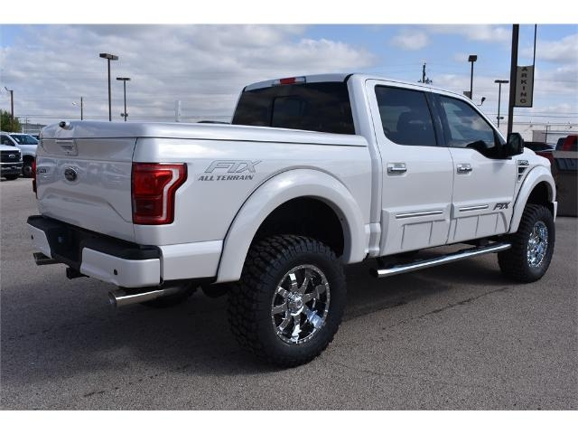 2017 F-150 Crew Cab 4x4 Pickup #768554 - photo 2