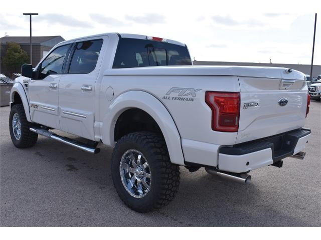 2017 F-150 Crew Cab 4x4 Pickup #768554 - photo 4