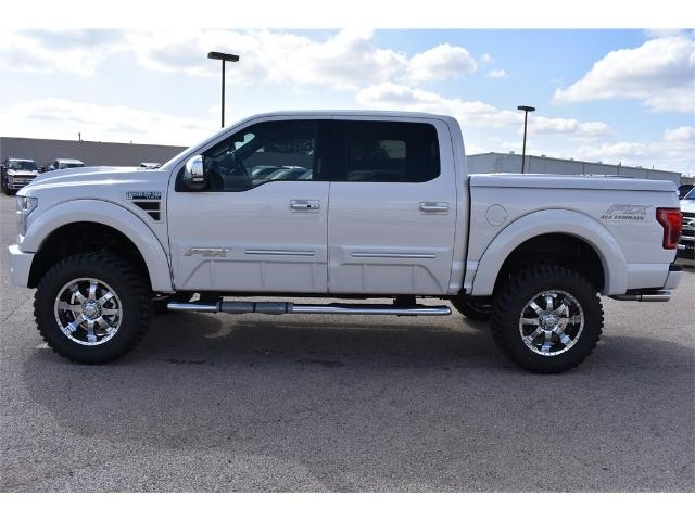 2017 F-150 Crew Cab 4x4 Pickup #768554 - photo 5