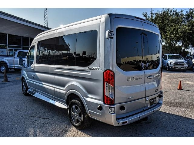 2017 Transit 250 Medium Roof Passenger Wagon #769189 - photo 2