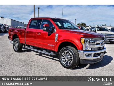 2017 F-250 Crew Cab 4x4 Pickup #781963 - photo 1
