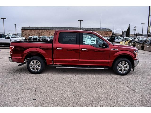 2018 F-150 Crew Cab Pickup #805111 - photo 3