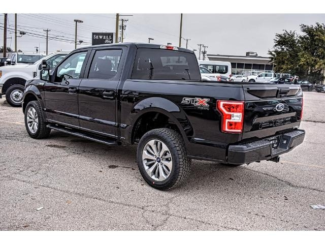 2018 F-150 Crew Cab 4x4, Pickup #805119 - photo 4