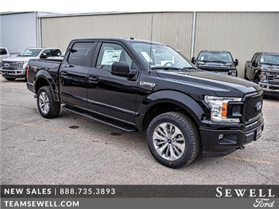 2018 F-150 Crew Cab 4x4, Pickup #805119 - photo 1
