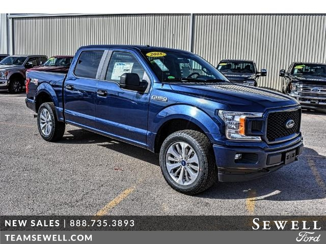 2018 F-150 Crew Cab 4x4 Pickup #805809 - photo 1