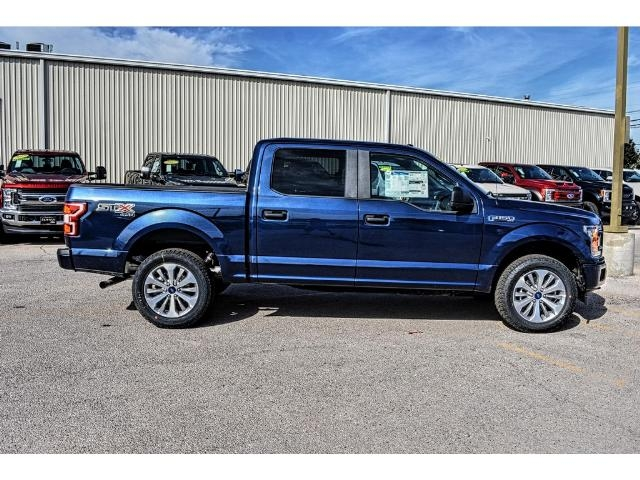 2018 F-150 Crew Cab 4x4 Pickup #805809 - photo 3
