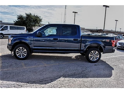 2018 F-150 Crew Cab 4x4 Pickup #805809 - photo 5