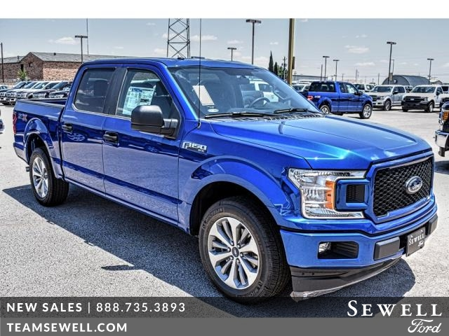 2018 F-150 SuperCrew Cab, Pickup #806599 - photo 1