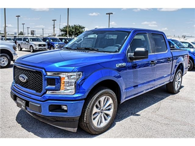 2018 F-150 SuperCrew Cab, Pickup #806599 - photo 4