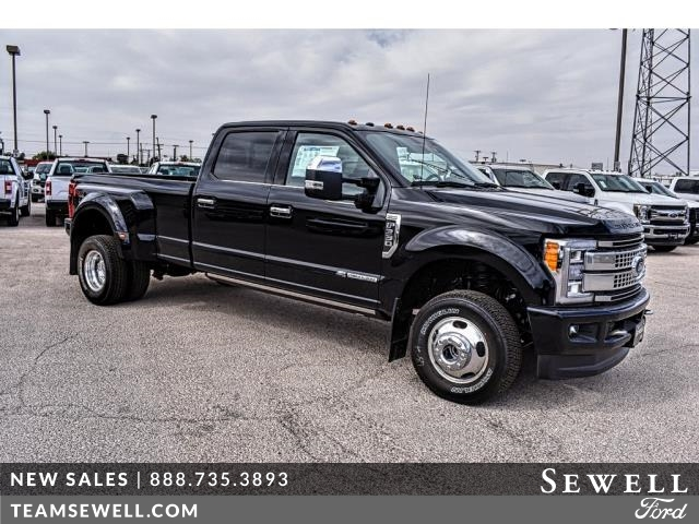 2018 F-350 Crew Cab DRW 4x4, Pickup #807101 - photo 1