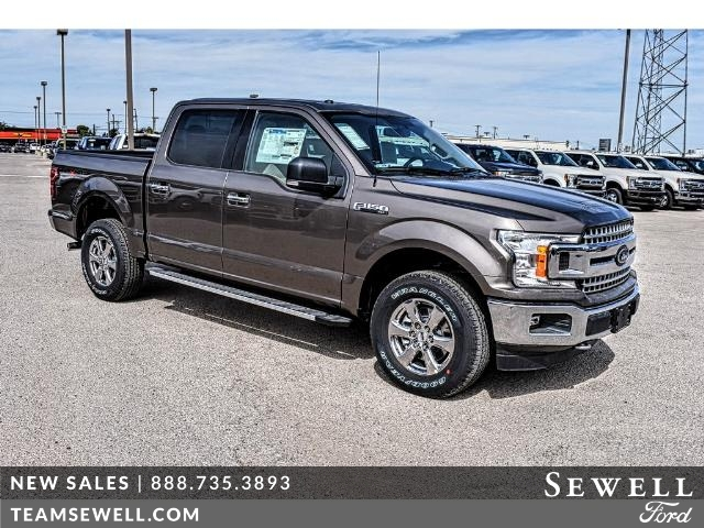 2018 F-150 Crew Cab 4x4, Pickup #808810 - photo 1