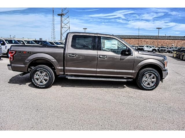 2018 F-150 Crew Cab 4x4, Pickup #808810 - photo 3