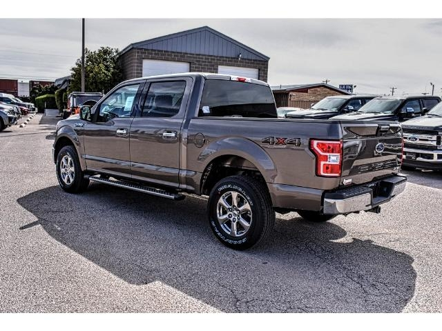 2018 F-150 Crew Cab 4x4, Pickup #808810 - photo 4