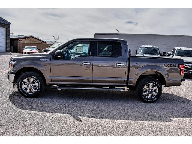 2018 F-150 Crew Cab 4x4, Pickup #808810 - photo 5