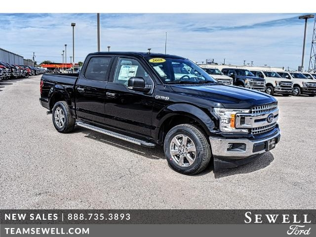 2018 F-150 Crew Cab Pickup #812011 - photo 1