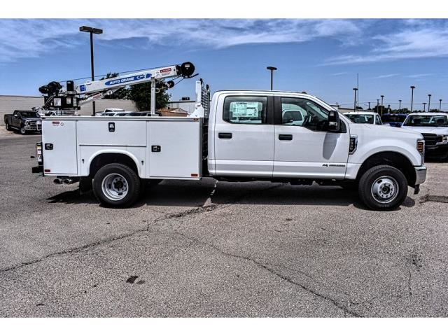2018 F-350 Crew Cab DRW 4x4, Service Body #813605 - photo 3