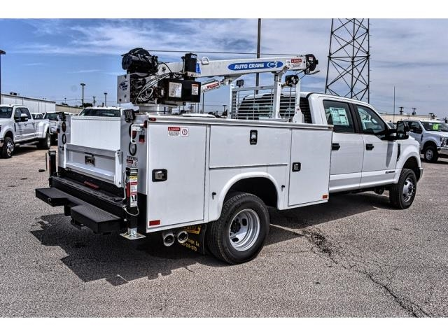 2018 F-350 Crew Cab DRW 4x4, Service Body #813605 - photo 2