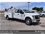 2018 F-350 Crew Cab DRW 4x4, Service Body #813605 - photo 1
