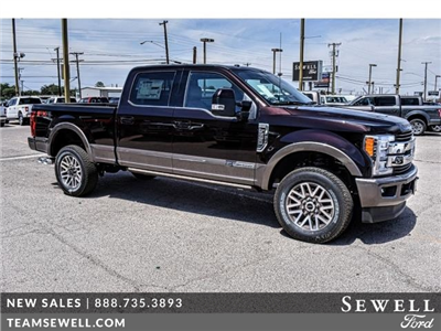 2018 F-250 Crew Cab 4x4, Pickup #818653 - photo 1