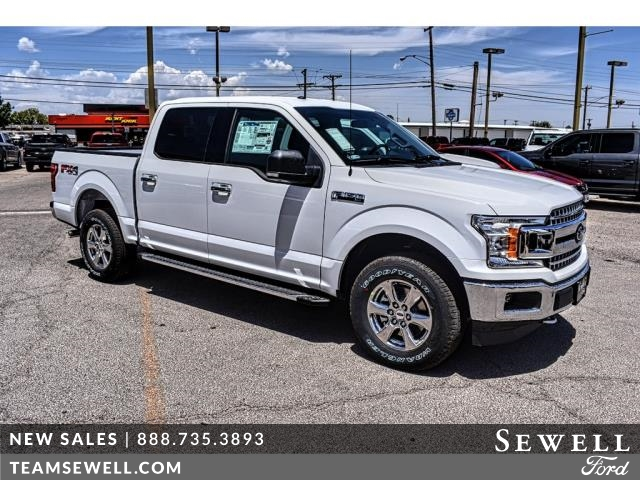 2018 F-150 SuperCrew Cab 4x4, Pickup #822891 - photo 1