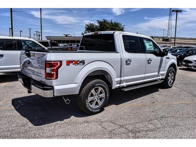 2018 F-150 SuperCrew Cab 4x4, Pickup #822891 - photo 2