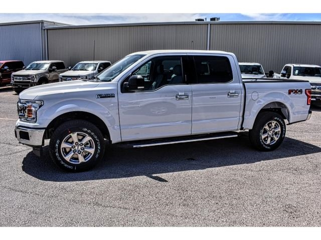 2018 F-150 SuperCrew Cab 4x4, Pickup #822891 - photo 5