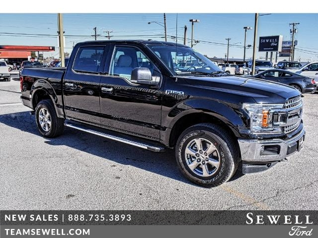 2018 F-150 Crew Cab 4x4, Pickup #822905 - photo 1