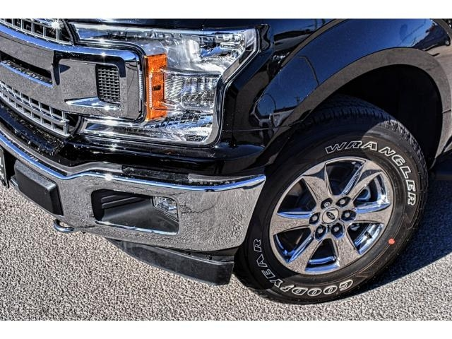 2018 F-150 SuperCrew Cab 4x4, Pickup #822905 - photo 11