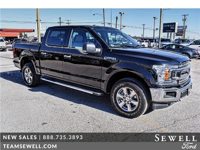 2018 F-150 SuperCrew Cab 4x4, Pickup #822905 - photo 1