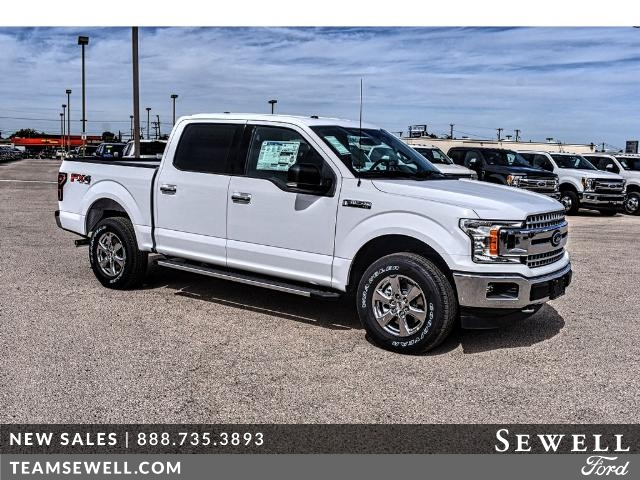 2018 F-150 Crew Cab 4x4 Pickup #822909 - photo 1