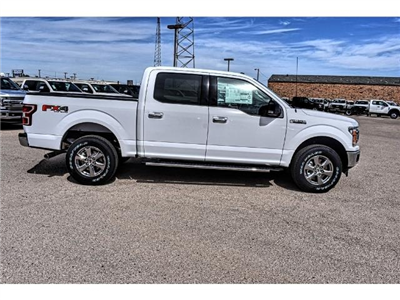2018 F-150 Crew Cab 4x4 Pickup #822909 - photo 3