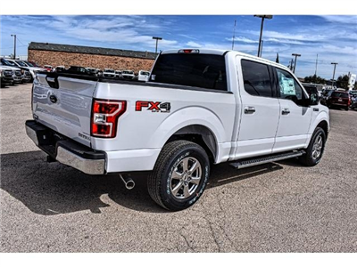 2018 F-150 Crew Cab 4x4 Pickup #822909 - photo 2