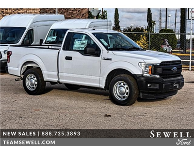 2018 F-150 Regular Cab, Pickup #833251 - photo 1