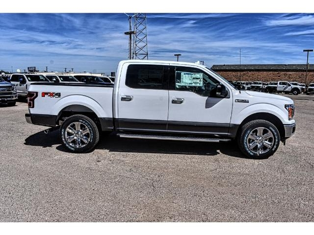 2018 F-150 Crew Cab 4x4 Pickup #840552 - photo 3