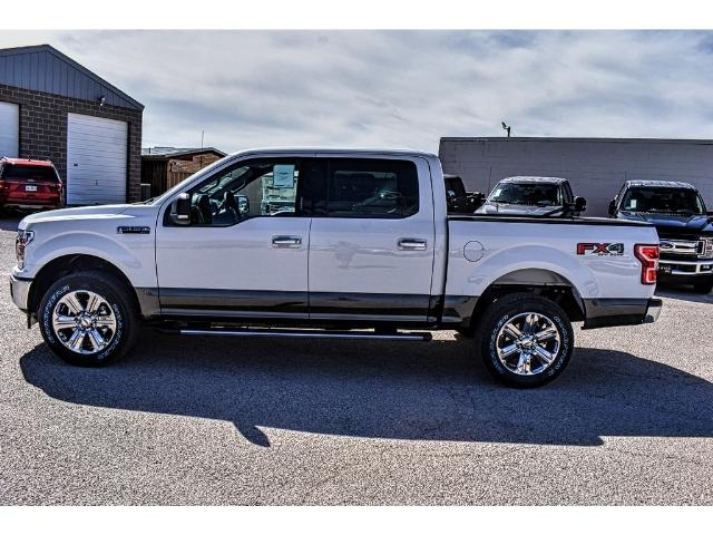2018 F-150 Crew Cab 4x4 Pickup #840552 - photo 5