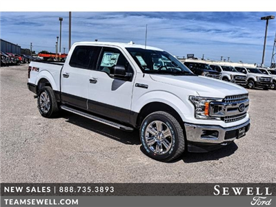 2018 F-150 Crew Cab 4x4 Pickup #840552 - photo 1