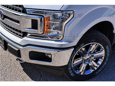 2018 F-150 Crew Cab 4x4 Pickup #840552 - photo 13