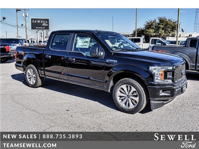 2018 F-150 Crew Cab, Pickup #843563 - photo 1