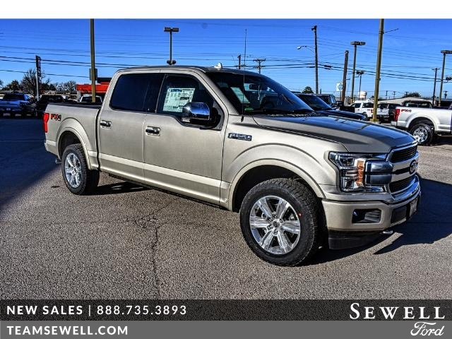 2018 F-150 Crew Cab 4x4, Pickup #844092 - photo 1