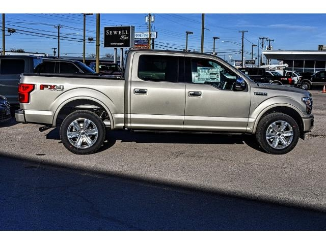 2018 F-150 Crew Cab 4x4, Pickup #844092 - photo 3