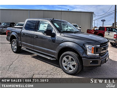 2018 F-150 Crew Cab 4x4, Pickup #851259 - photo 1