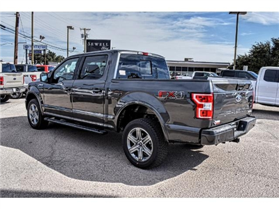 2018 F-150 Crew Cab 4x4, Pickup #851259 - photo 4