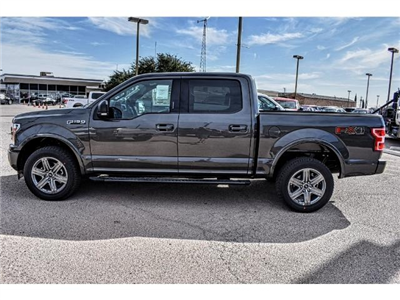 2018 F-150 Crew Cab 4x4, Pickup #851259 - photo 5