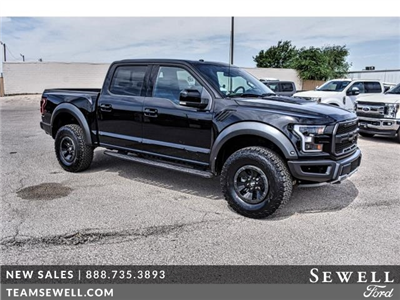 2018 F-150 SuperCrew Cab 4x4, Pickup #854026 - photo 1