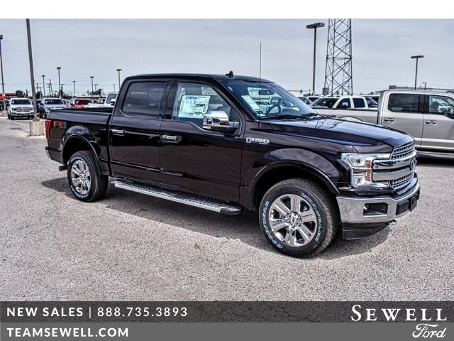 2018 F-150 SuperCrew Cab 4x4, Pickup #854267 - photo 1