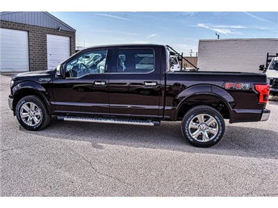 2018 F-150 SuperCrew Cab 4x4, Pickup #854267 - photo 5