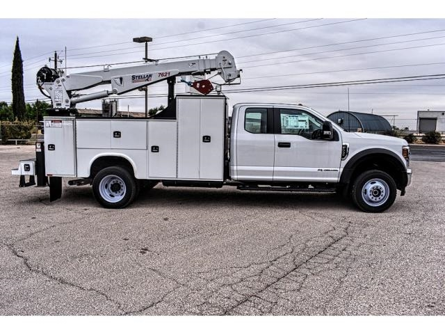 2018 F-550 Super Cab DRW 4x4, Knapheide Mechanics Trucks Mechanics Body #854289 - photo 3
