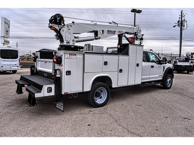 2018 F-550 Super Cab DRW 4x4, Knapheide Mechanics Trucks Mechanics Body #854289 - photo 2