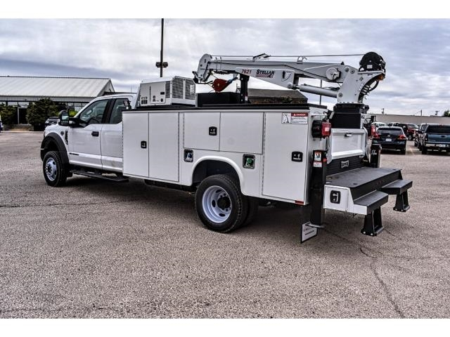 2018 F-550 Super Cab DRW 4x4, Knapheide Mechanics Trucks Mechanics Body #854289 - photo 4