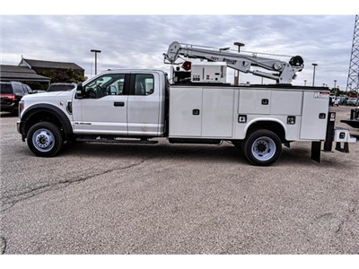 2018 F-550 Super Cab DRW 4x4, Knapheide Mechanics Trucks Mechanics Body #854289 - photo 5